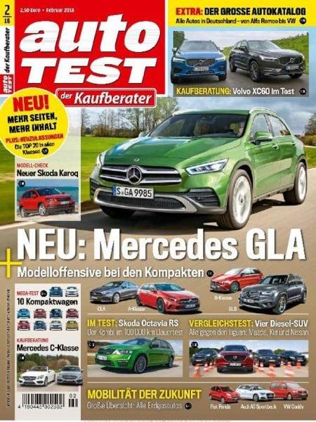 Download Auto Test Germany — Februar-März 2018