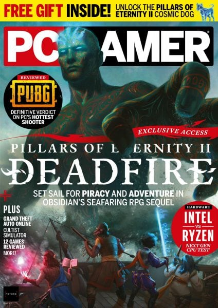 Download PC Gamer UK — March 2018