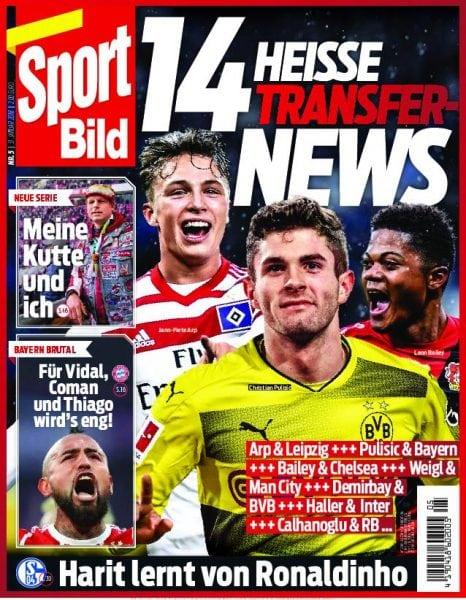 Download Sport Bild — 31. Januar 2018
