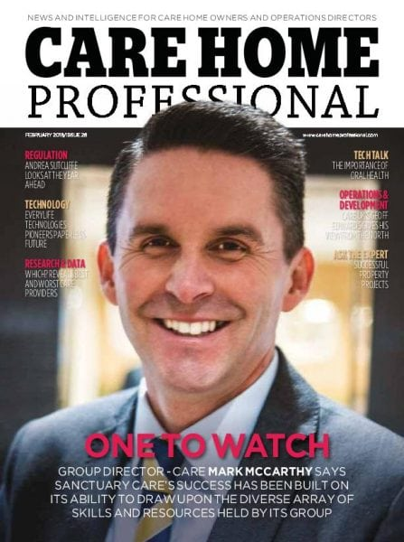 Download Care Home Professional – February 2018