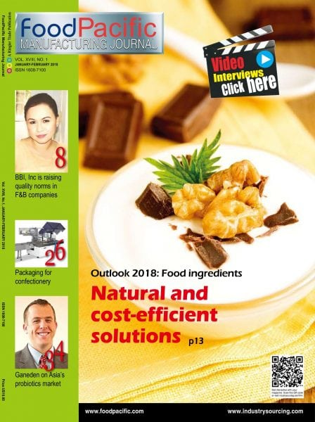 Download FoodPacific Manufacturing Journal — February 2018
