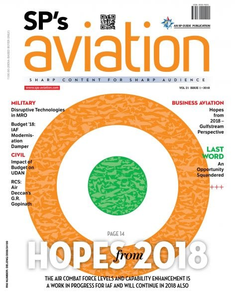 Download SP's Aviation — February 2018