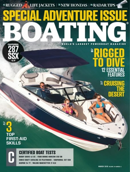 Download Boating USA — March 2018