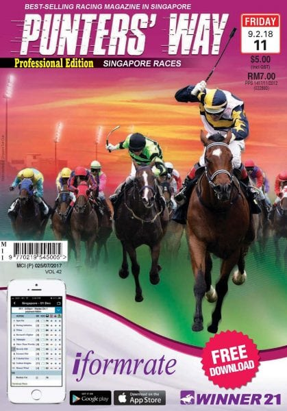 Download Punters' Way — February 06, 2018