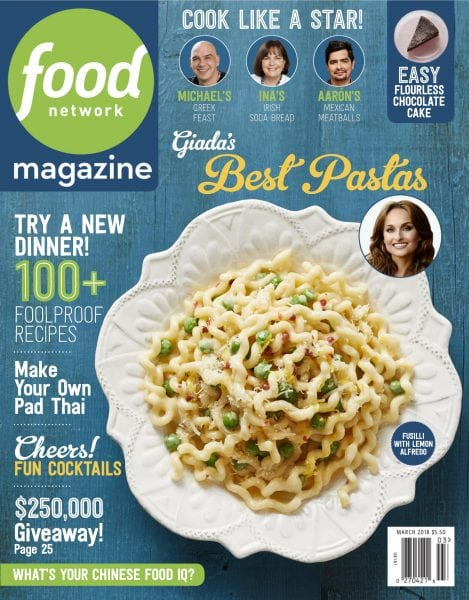 Download Food Network — March 2018