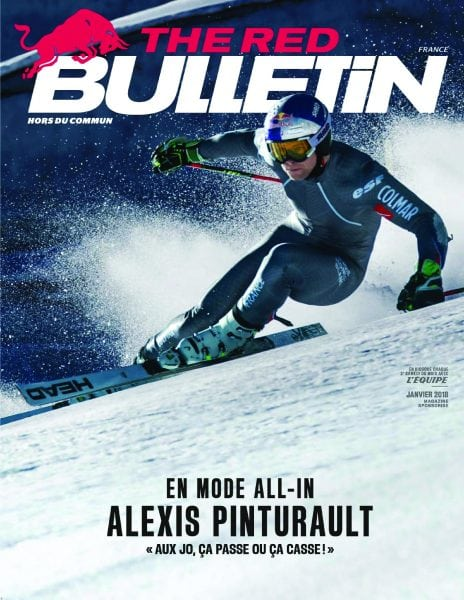 Download The Red Bulletin — 01 janvier 2018