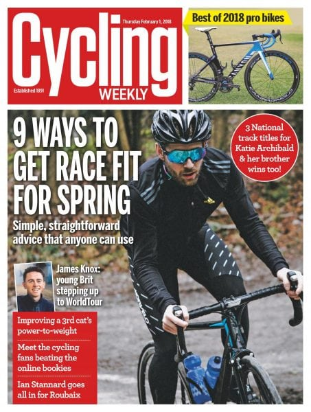 Download Cycling Weekly — January 31, 2018