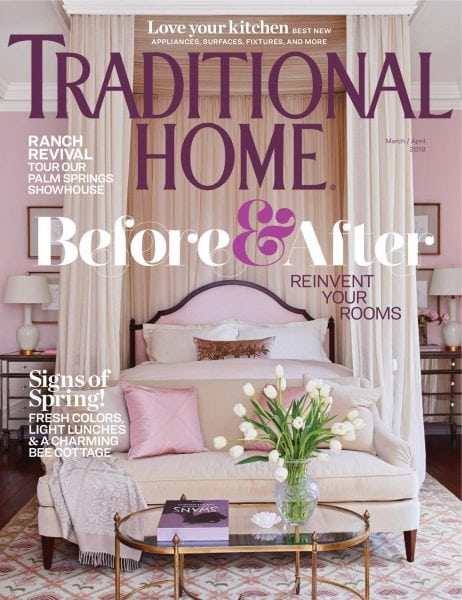 Download Traditional Home — March 2018