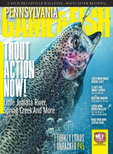 Download Pennsylvania Game & Fish — March 2018