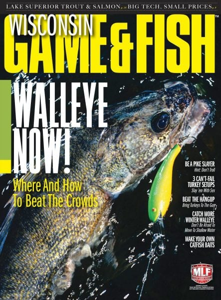 Wisconsin game fish march 2018 pdf download free for Game and fish magazine