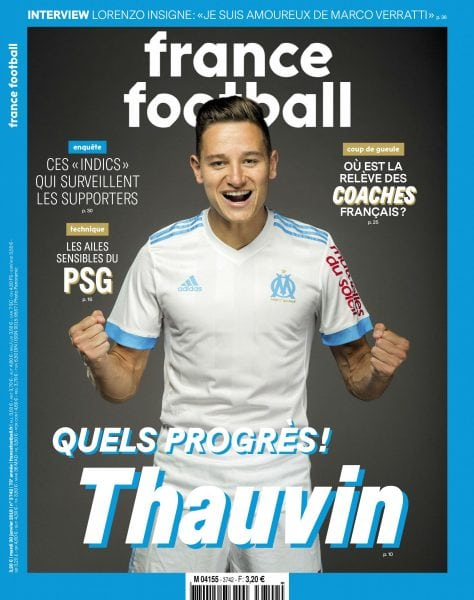 Download France Football — 29 janvier 2018
