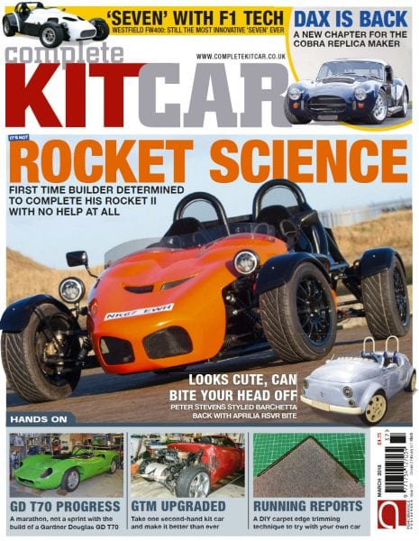 Download Complete Kit Car — March 2018
