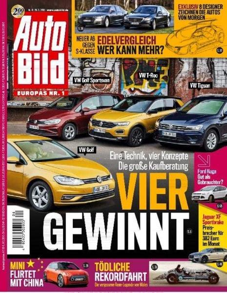 Download Auto Bild Schweiz — 26. Januar 2018