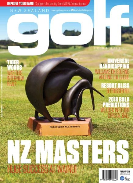Download New Zealand Golf — February 2018
