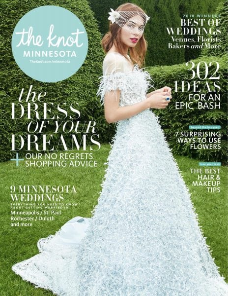 Download The Knot Minnesota Weddings Magazine — March 2018