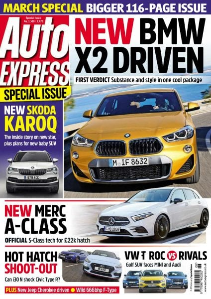 Download Auto Express — 07 February 2018