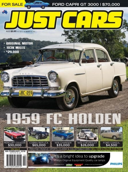 Download Just Cars — February 2018