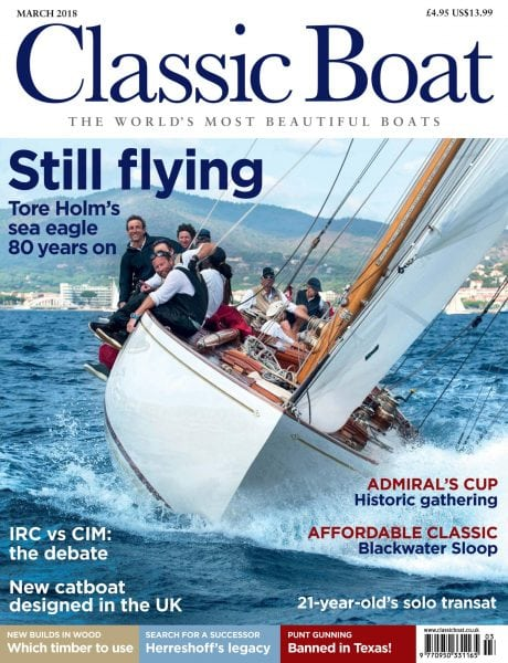 Download Classic Boat — March 2018