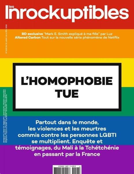 Download Les Inrockuptibles — 31 janvier 2018