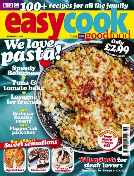 Download BBC Easy Cook UK — February 2018
