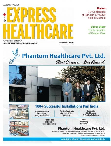 Download Express Healthcare — February 2018