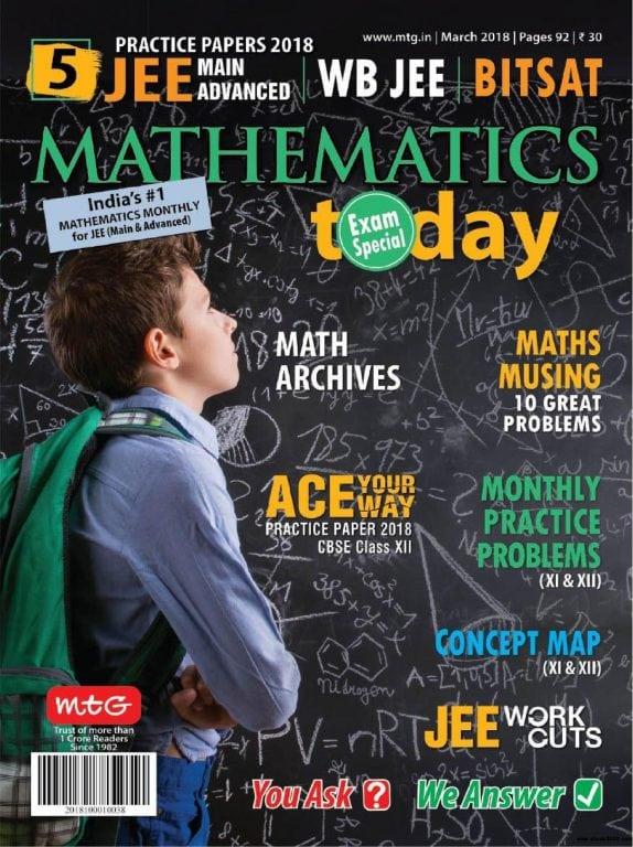 Download Mathematics Today - 01.03.2018