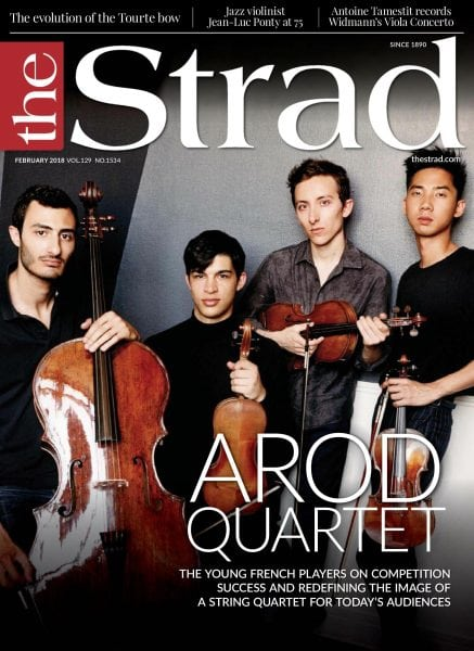 Download The Strad — February 2018