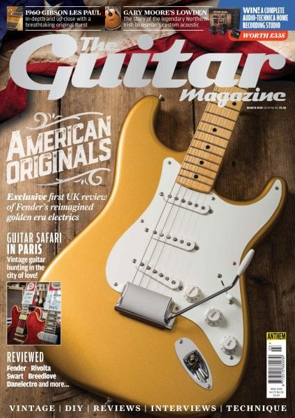 Download The Guitar Magazine — March 2018