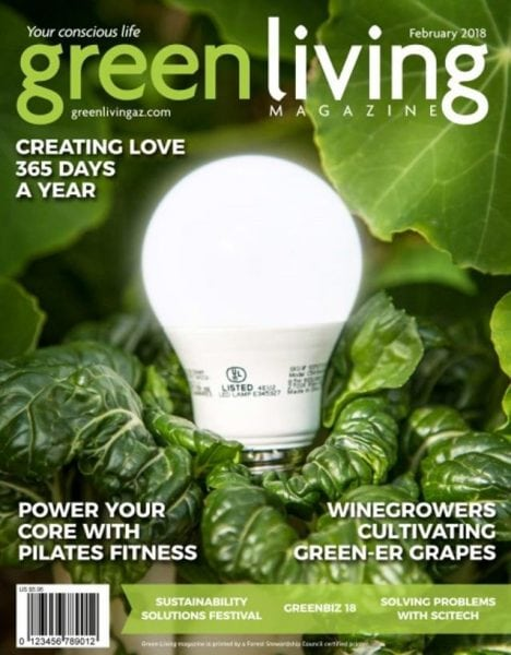 Download Green Living — February 2018