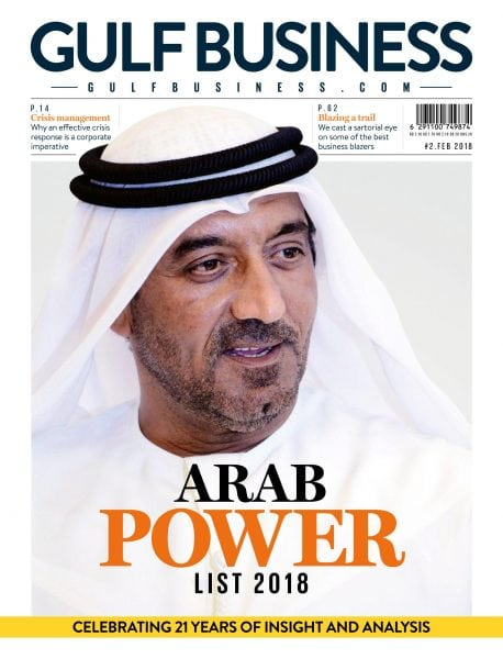 Download Gulf Business — February 2018