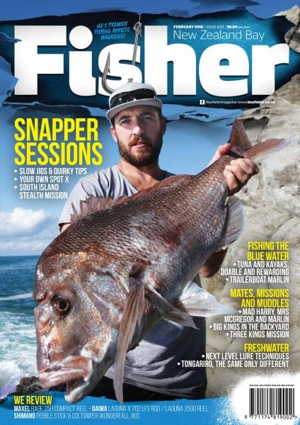 Download NZ Bay Fisher — February 2018