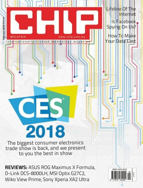 Download Chip Malaysia — February 2018