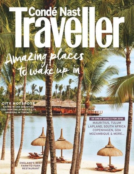 Download Conde Nast Traveller UK — March 2018