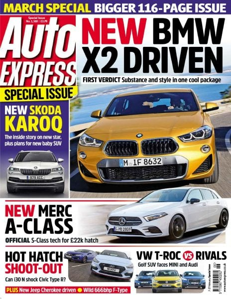 Download Auto Express — 08 February 2018