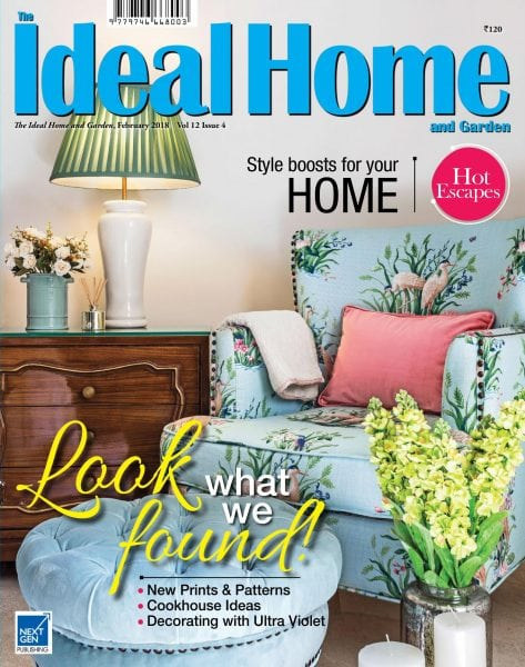 Download The Ideal Home and Garden — February 2018