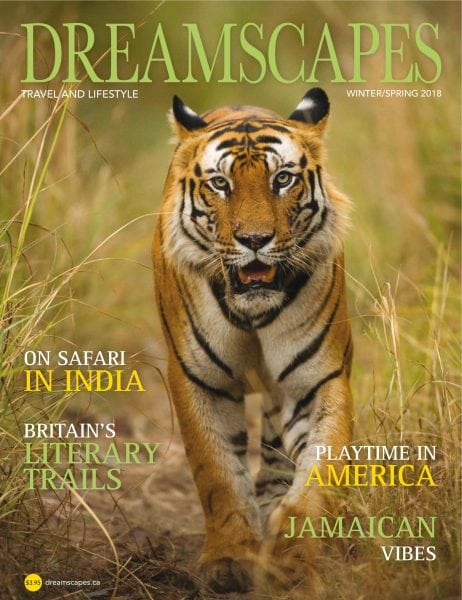 Download Dreamscapes Travel & Lifestyle — February 01, 2018