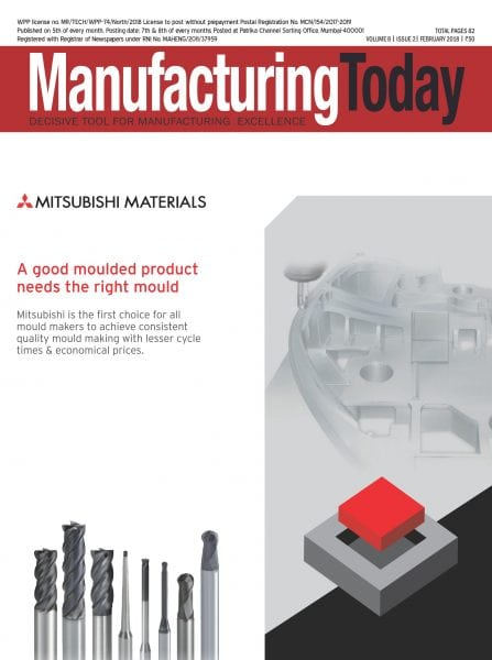 Download Manufacturing Today — February 2018