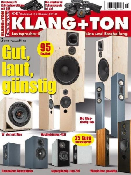 Download Klang & Ton — Februar-März 2018