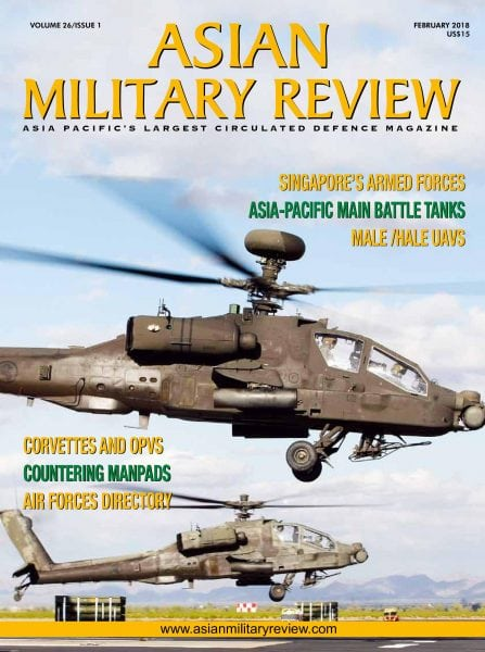 Download Asian Military Review — February 2018