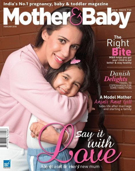 Download Mother & Baby India — February 2018