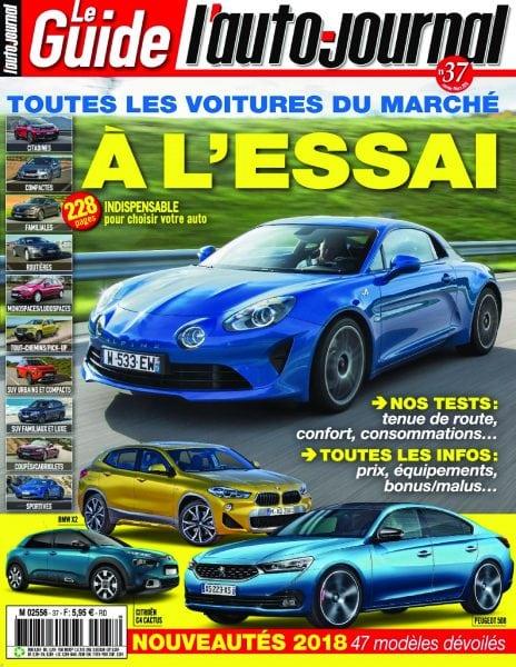 Download L'Auto-Journal (Le Guide) — janvier 2018