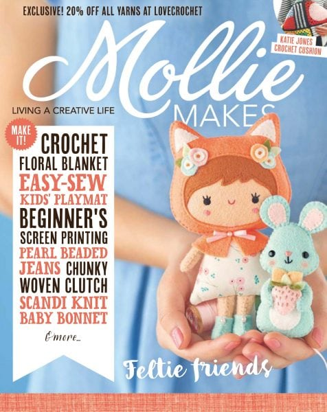 Download Mollie Makes — February 2018