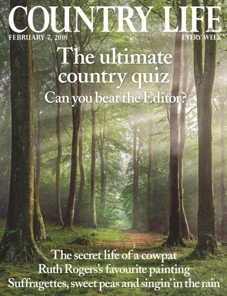 Download Country Life UK — February 06, 2018