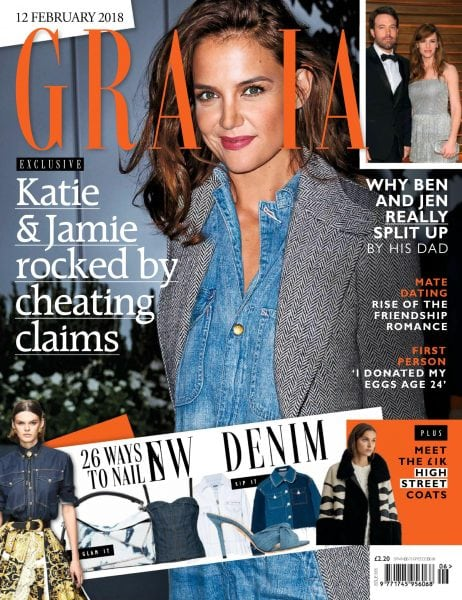 Download Grazia UK — 12 February 2018
