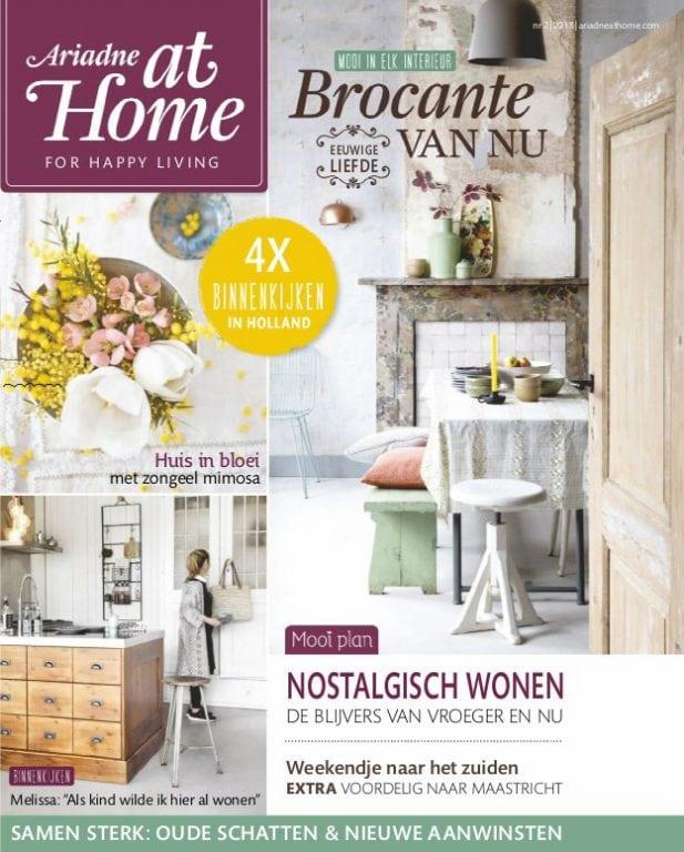 Ariadne at home februari 2018 pdf download free for Magazine ariadne at home