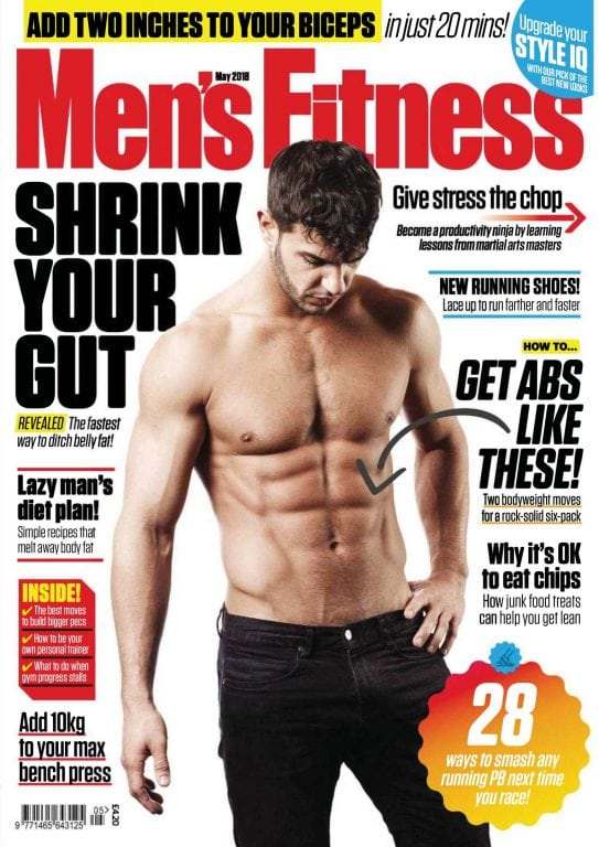 MENS HEALTH SPARTACUS WORKOUT 3.0 DOWNLOAD