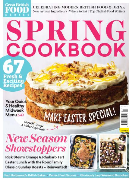 Food cooking magazines pdf download online recipes magazine great british food april 2018 forumfinder Choice Image