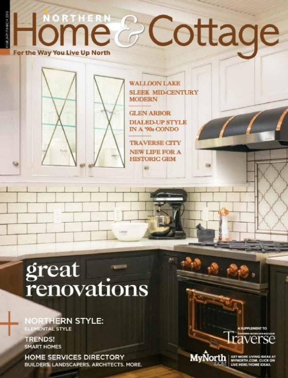 Northern home and cottage february march 2018 pdf for Home and cottage magazine
