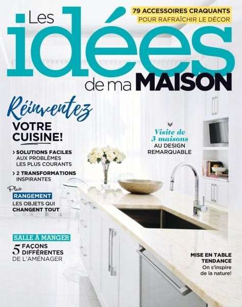 Canada magazines pdf download online for Magazine art et decoration