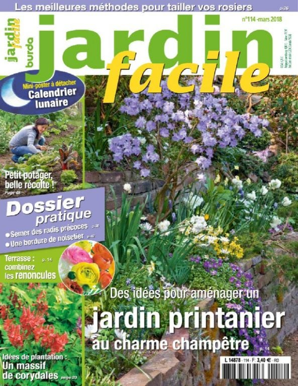 Jardin facile 24 fevrier 2018 pdf download free for Jardin fevrier